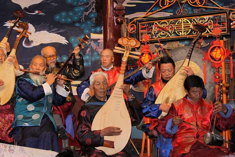 18-07-13 LISTN Sichuan Folk Song