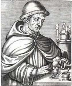 07-01-16 READ 14919. (Brian Clegg) The First Scientist, A Life of Roger Bacon