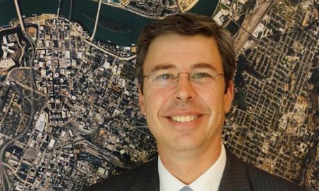 Andy Berke (D), mayor of Chattanooga